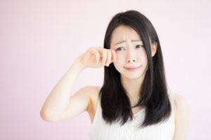 ストレスや食生活が白ニキビの原因の一つ